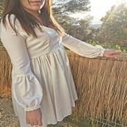 BOHODOLL ❤️ On ne se lasse pas de nos jolies robes Babydoll ! Bohèmes, unies, mais surtout uniques 😍. On vous les met en ligne très vite 😘 . . . #dress #bohodress #robe #bohostyle #bohemechic #spring #springsummer #springwear #bohochic #sunset #white #robeblanche #whitedress #unique #creation #creatrice #madeinfrance