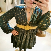 DE RETOUR 🎉 Et plus qu'à attendre l'arrivée des beaux jours pour enfiler les dernières petites robes Babydoll ❤️ Et vous, Dites nous, qu'est ce qui vous ferait pour le printemps ? . . . #outfit #ootd #outfitinspiration #robe #dress #spring #springsummer #springwear #couture #creatrice #modeéthique #ethicalfashion #fashionbrand #ruedesarts #toulon