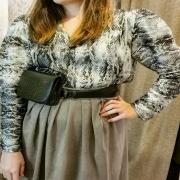 SECOND LOOK Des nouveautés de la semaine. Avec en plus le petit sac ceinture, tout juste chiné pour vous ! . . . #new #look #lookoftheday #outfit #ootd #creation #accessoires #python #pint #autumnvibes🍁 #automne #mode #modefemme #tenuedujour #igerstoulon #local #france #ruedesarts
