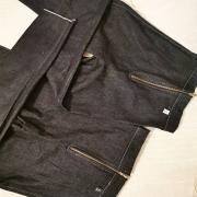 DENIM Je vous propose mes tous premiers Jeans ! Taille haute, droit, un brin rétro... Tout se joue dans sa coupe, et son détail couture de la fermeture dans le dos. On vous le montre très vite porté ! Et si vous voulez le voir plus en détails, rendez vous sur le e shop 😉 . . . #jeans #jeanslovers #denim #denimstyle #retrostyle #couture #unique #creation #mode #jeansoutfit #springcollection #springclothes #clothing #casual #casualstyle #handmade #ethical